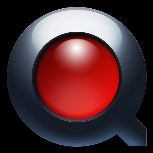 Quicktime Icon in Photoshop