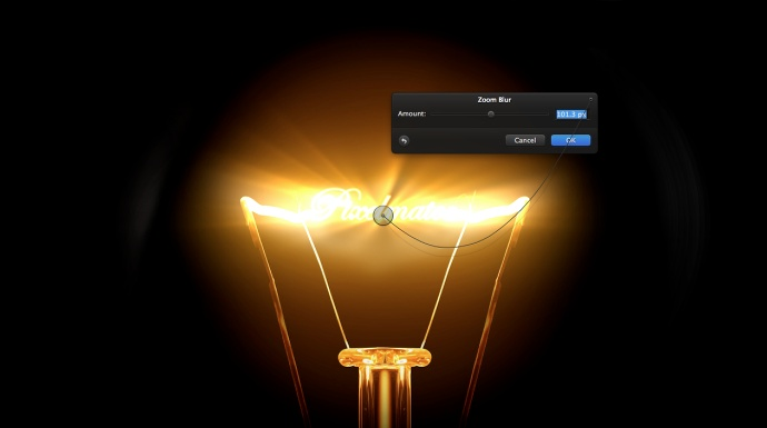 Awesome Light Effect in Pixelmator