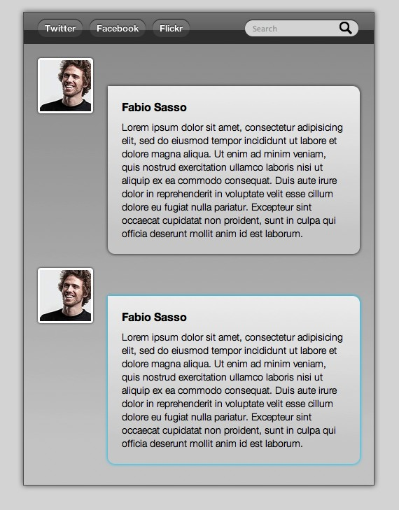 Playing with CSS3