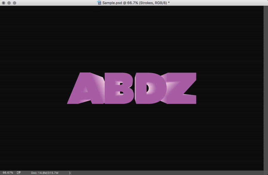 Classic 80s Style Logo