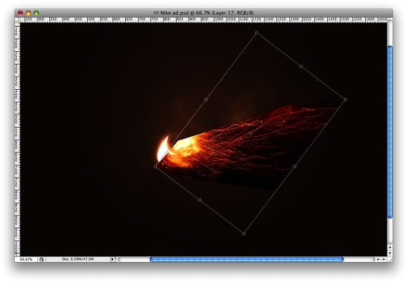 Create an amazing ad in Photoshop