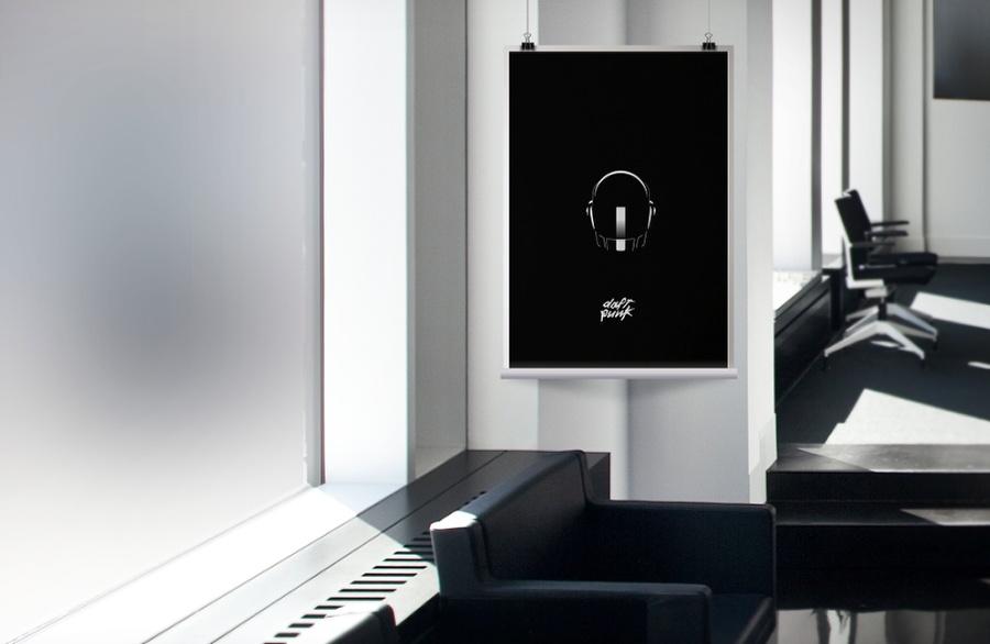 Daft Punk Poster