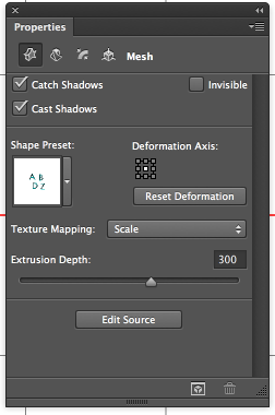 Dramatic Shadows in Photoshop CC