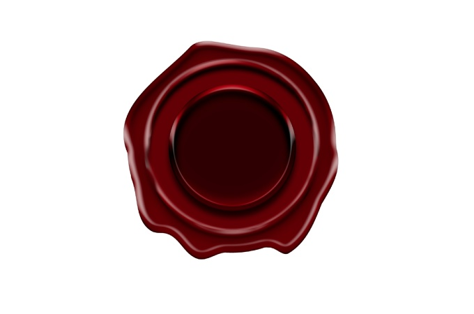 Easy Wax Seal in Illustrator and Photoshop