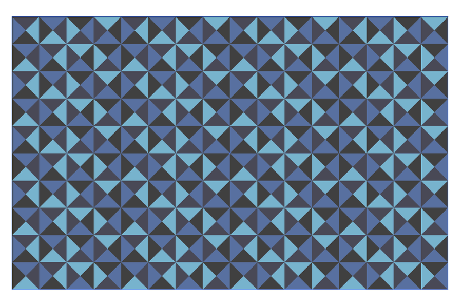 Geometric Pattern Beauteous Pattern In Illustrator Design Inspiration