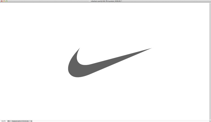 Nike Hair in Photoshop