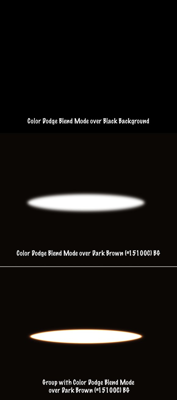 Photoshop Quick Tips #4 - Color Dodge Blend Mode