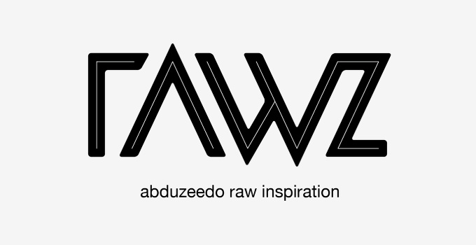 RAWZ Logo Design Process