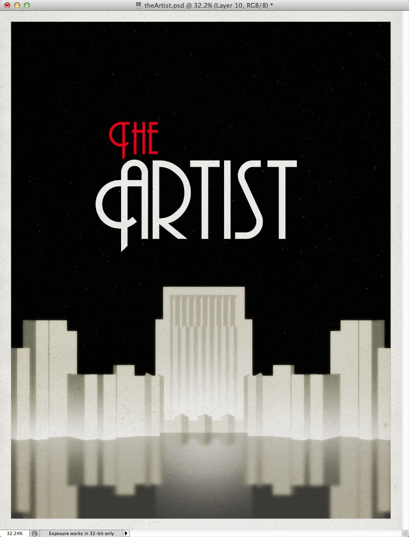 The Artist Inspiring Design in Illustrator and Photoshop