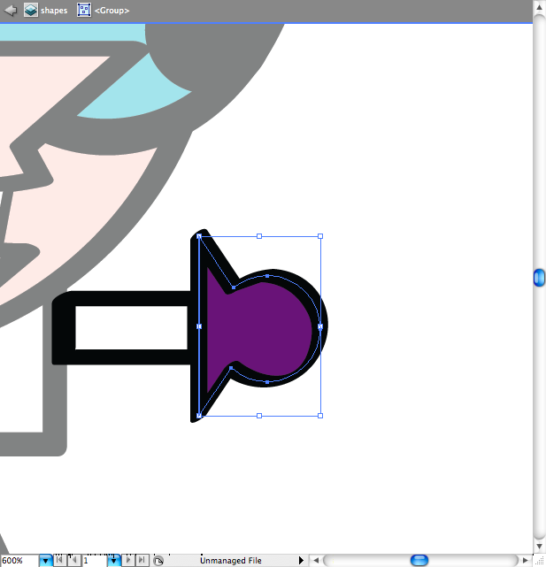 how to cut an ellipse in illustrator