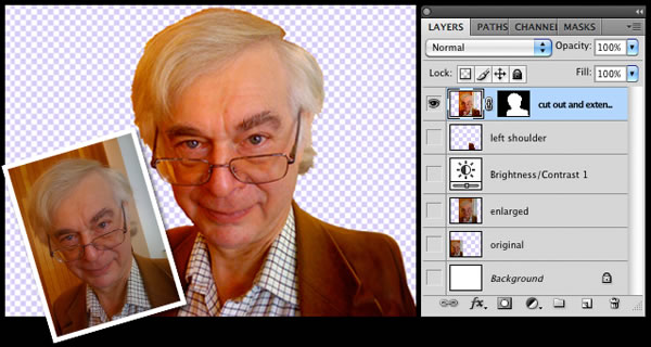 Reader Tutorial: Easy Digital Painting Illustration in Photoshop