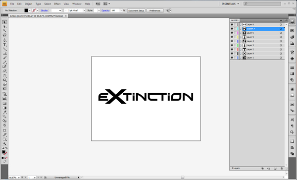 Reader Tutorial: Extinction
