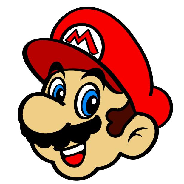 Beginner Tutorial Create Super Marios Head On Illustrator