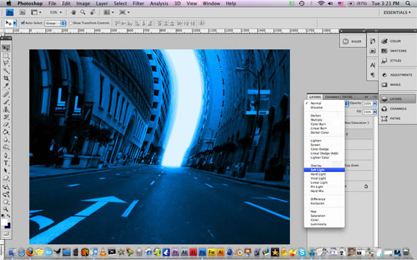 Reader Tutorial: Create a cool movie poster in Photoshop