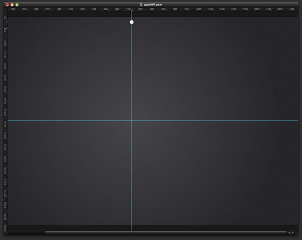 Sleek Wallpaper in Pixelmator