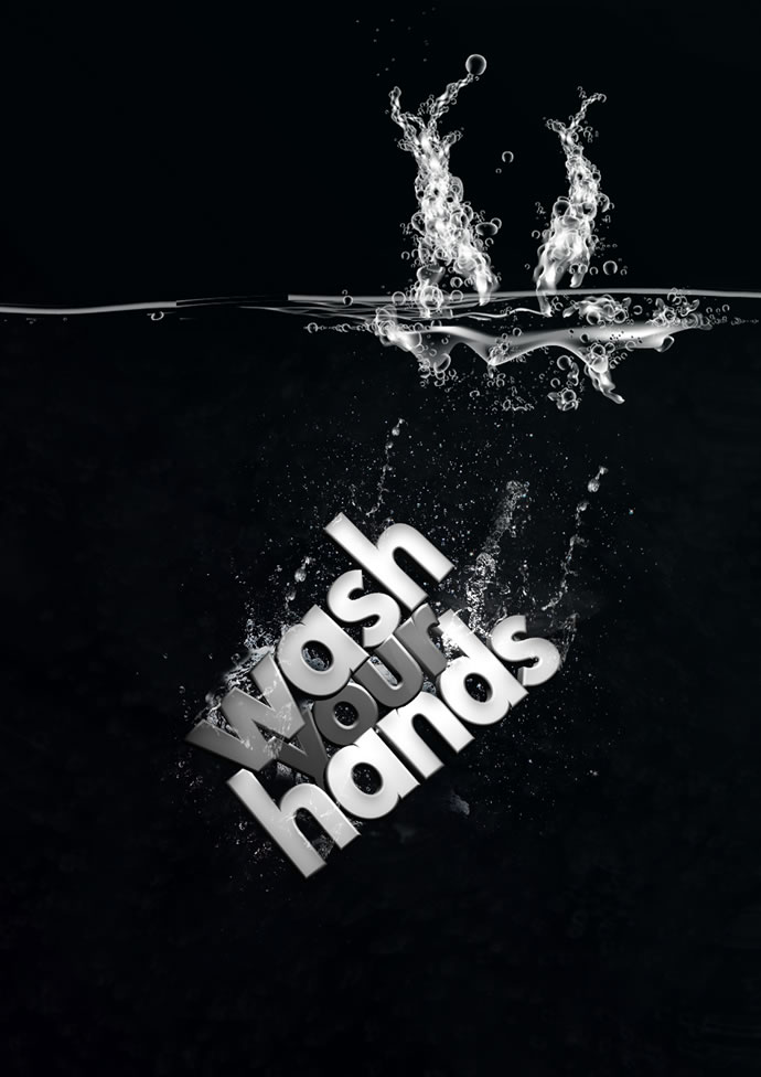 Wash Your Hands Case Study by Jõao Marques