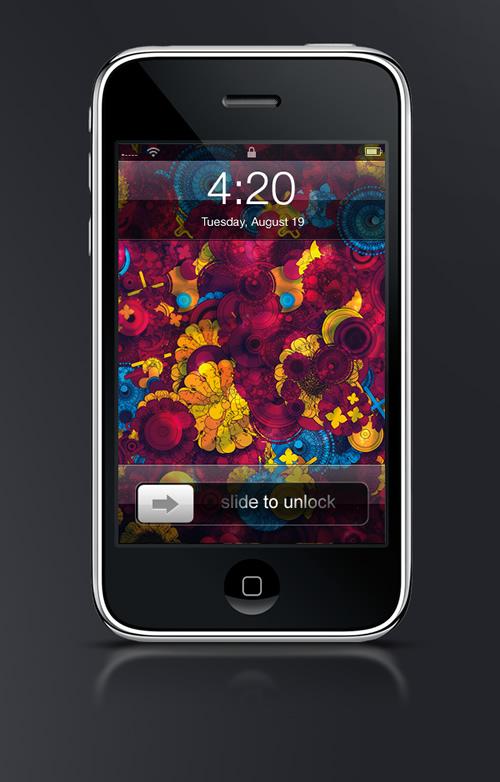 Baby - Guilher Marconi's iPhone Wallpaper Set