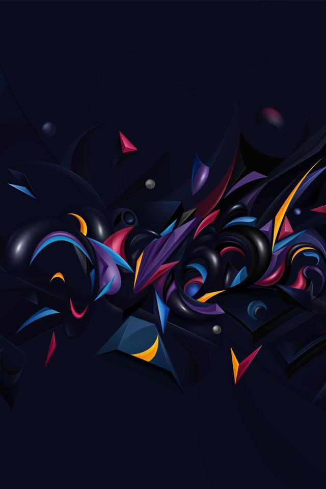 Abduzeedos IPhone Wallpaper Of The Week By Vlad Axinte