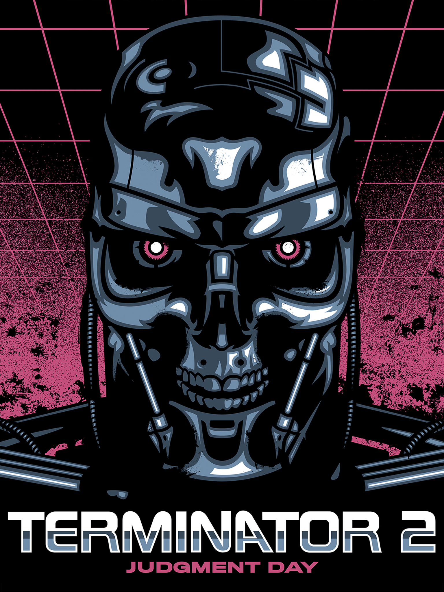 Wallpaper Of The Week Terminator 2 By James White
