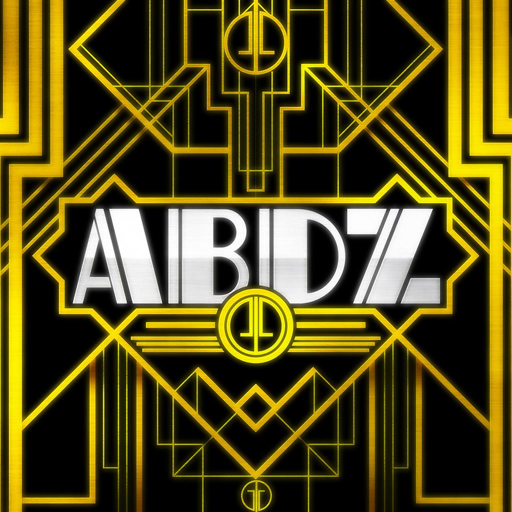 Poster design on ipad - Abduzeedo S Ipad Wallpaper Of The Week Art Deco