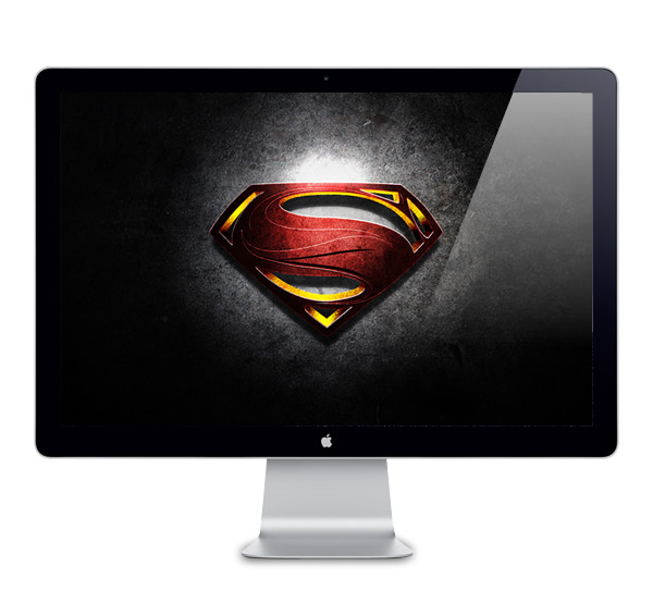 Abduzeedo's wallpaper of the week - Man of Steel