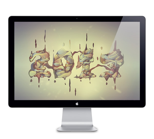 Abduzeedo's wallpaper of the week by Cristian Eres