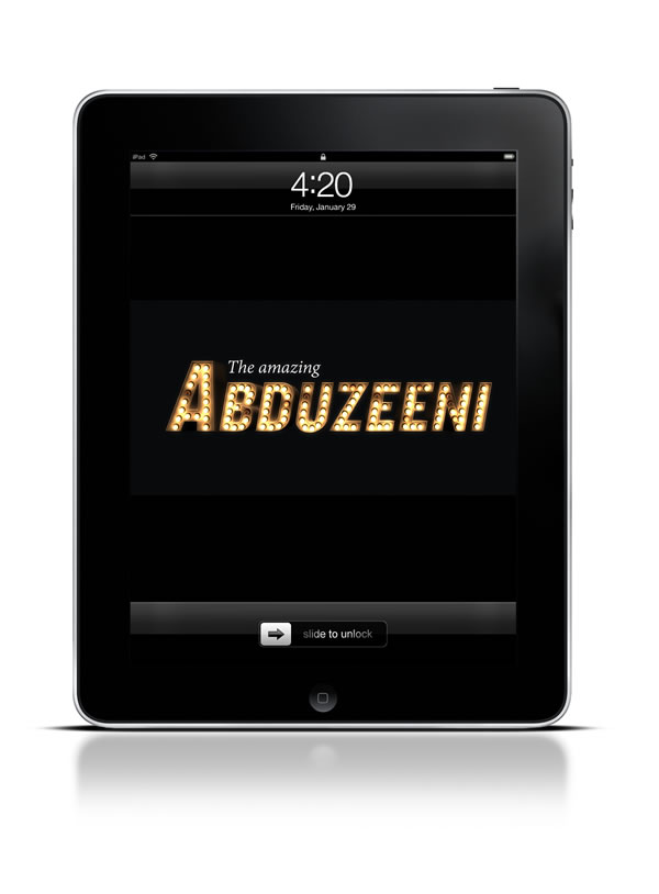 Abduzeedo's iPad wallpaper of the week - Old Signage