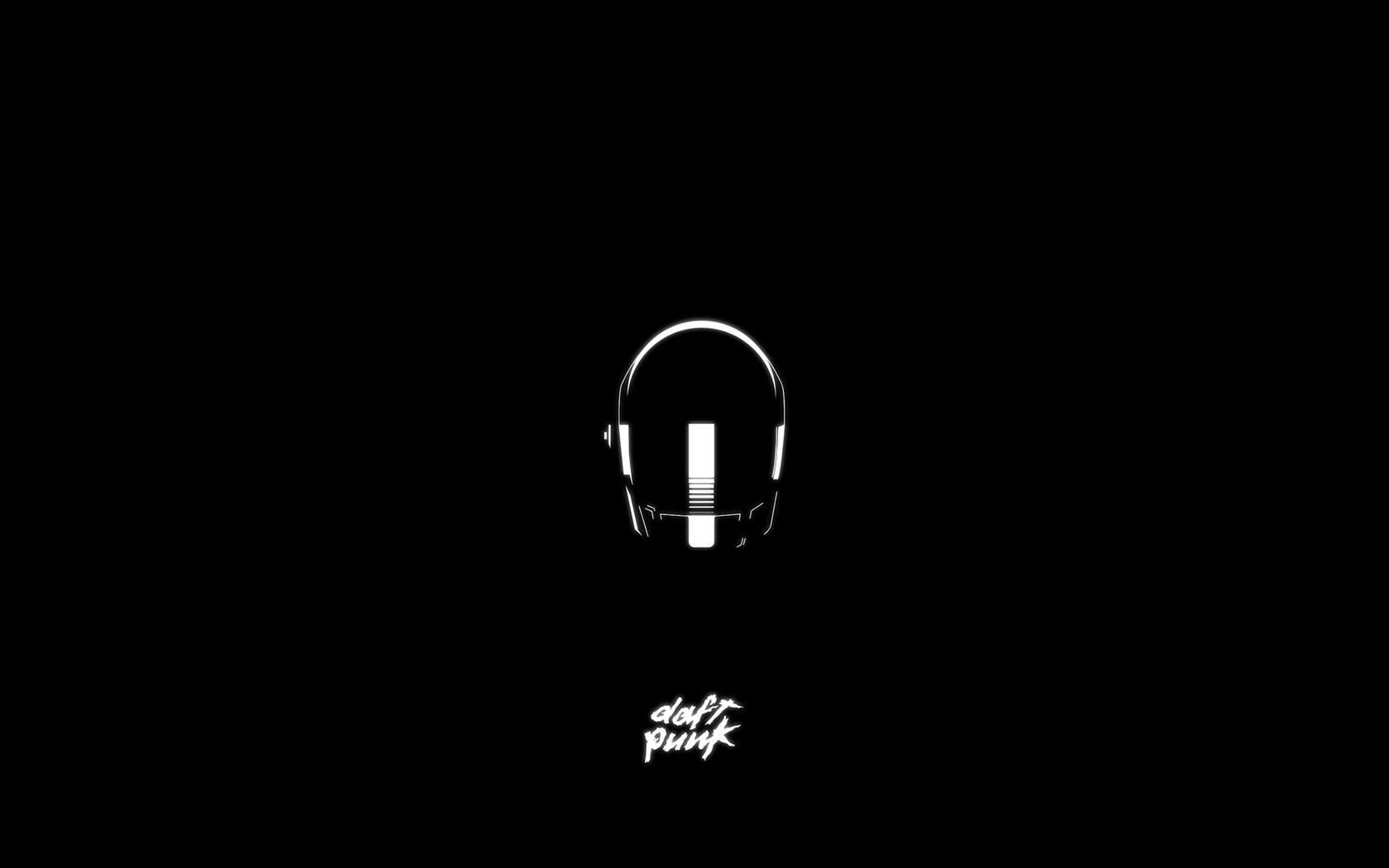 Wallpaper of the Week Daft Punk