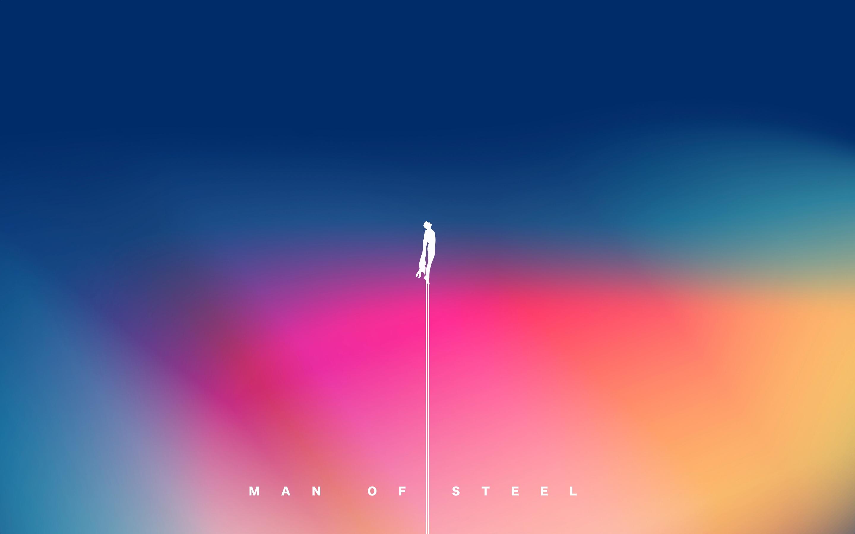 Man Of Steel Minimalist Wallpaper 1061594