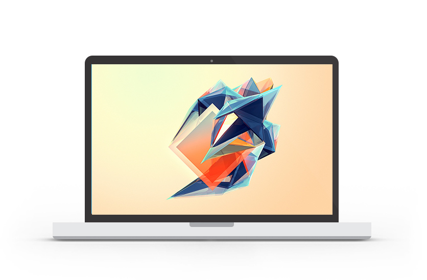 Abduzeedo's wallpaper of the week by Justin Maller