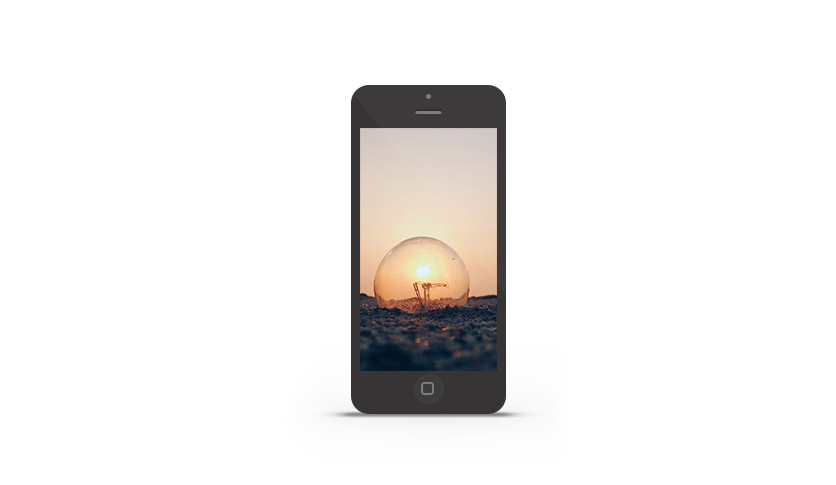 Abduzeedo's iPhone wallpaper of the week by Moe Pike Soe