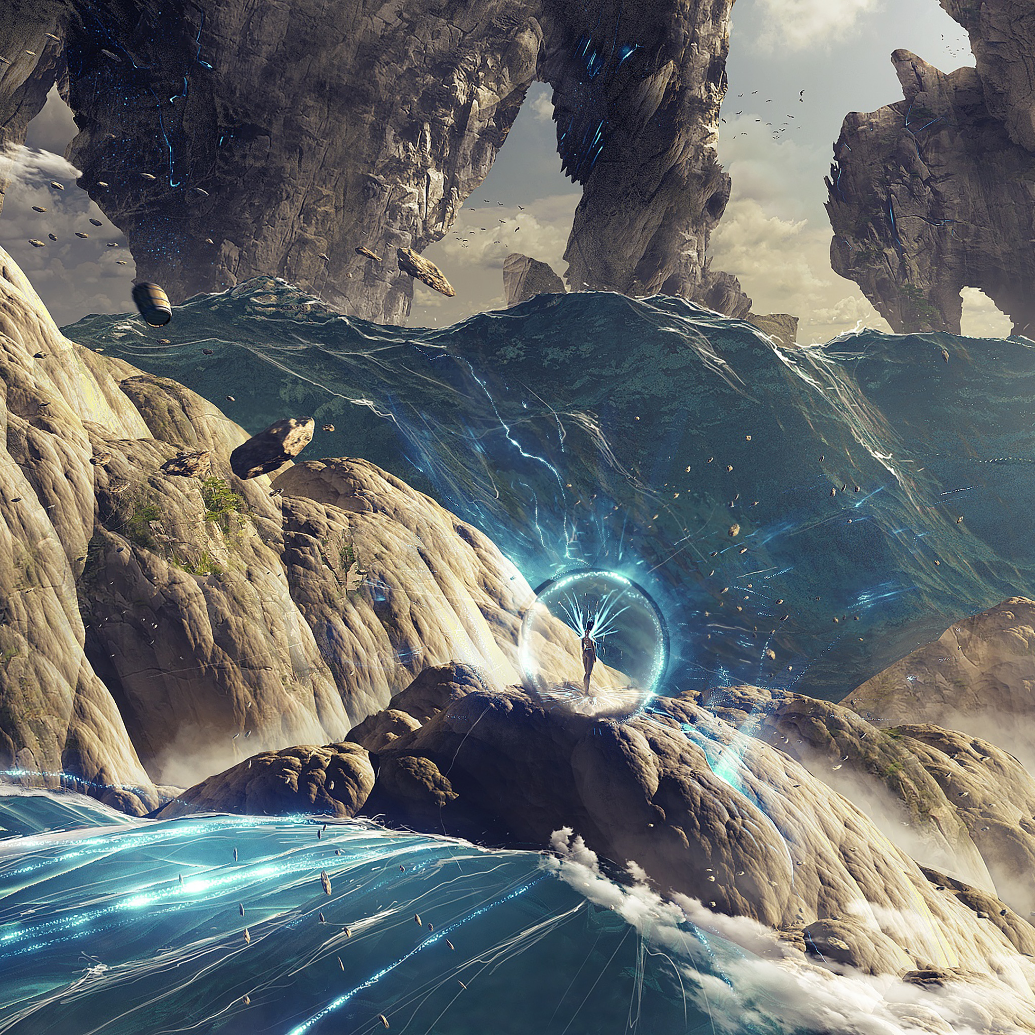Wallpaper of the Week by Antoine Collignon
