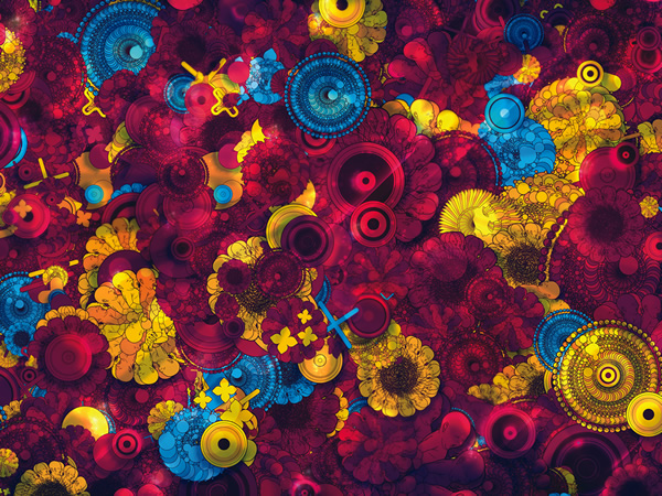 wallpaper psychedelic. The wallpaper of this week is,