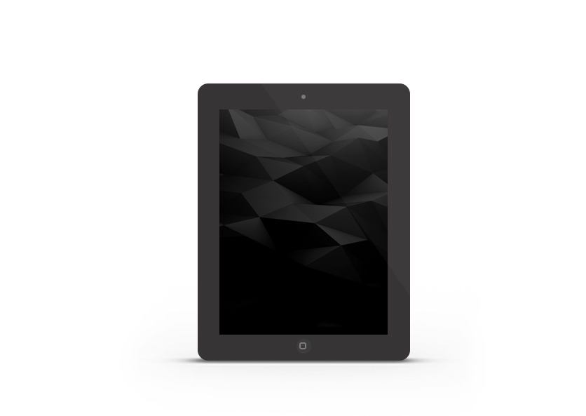 Abduzeedo's iPad wallpaper of the week by Boris P. Borisov