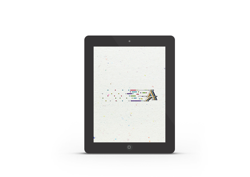 Abduzeedo's iPad wallpaper of the week by Turgay Mutlay